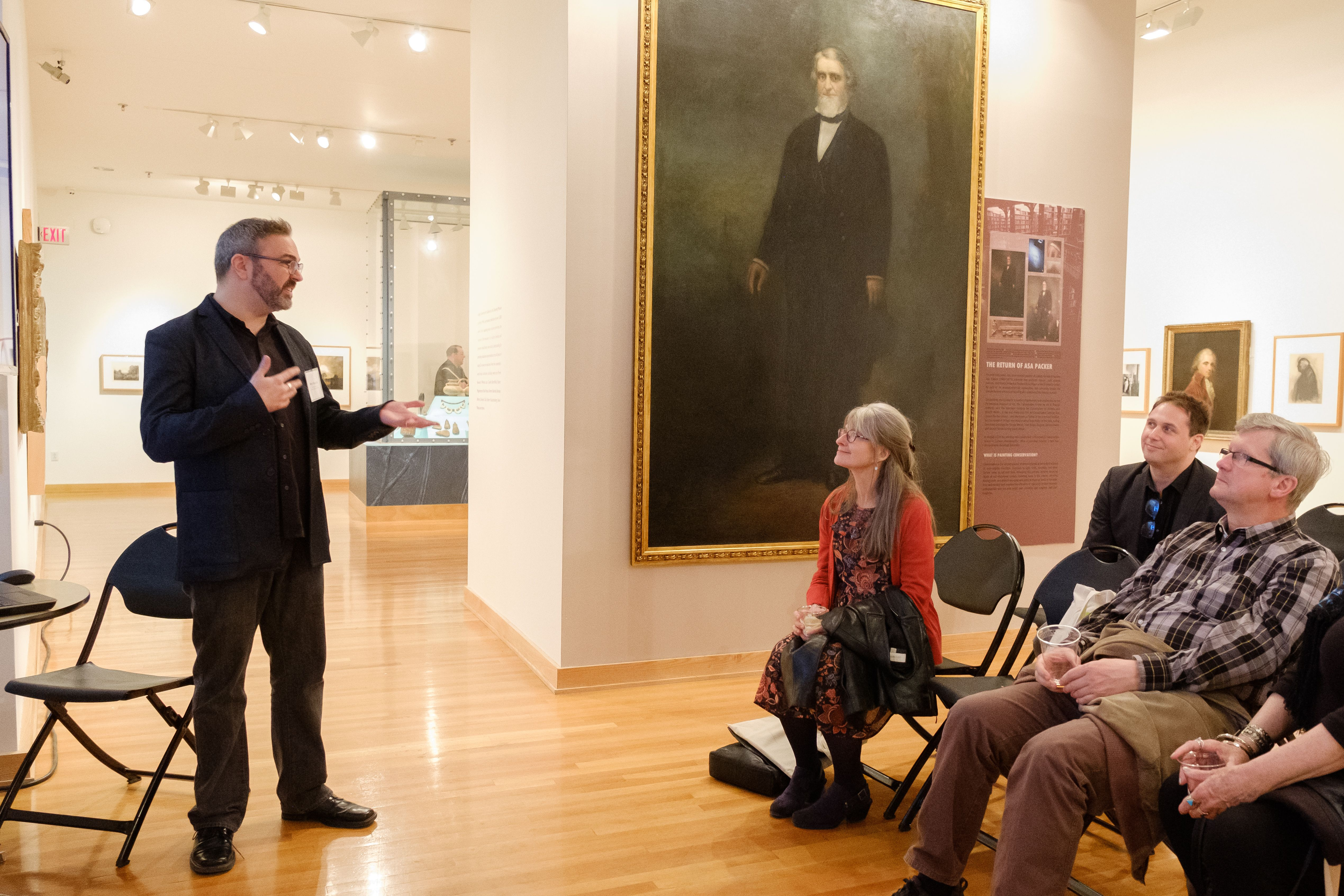 MOMA reference video entitled Five Tips for Teaching with Works of Art