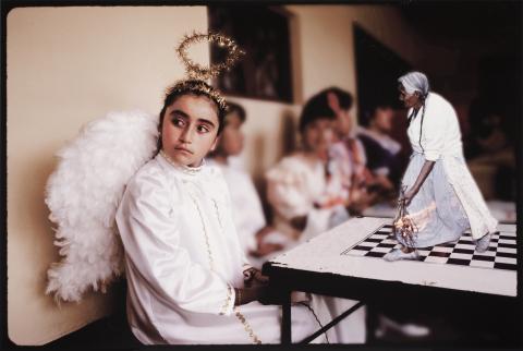 The Temptation of the Angel (La Mixteca, Oaxaca, Mexico)