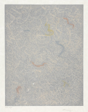 Mark Tobey_Vibrating Surface